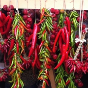 Delicious and organic chillies, used in our sauces